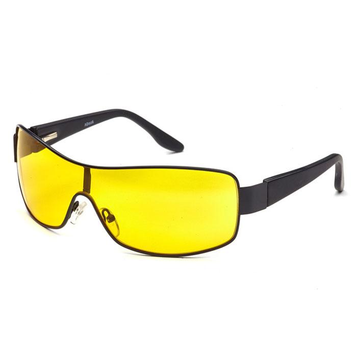 SP Glasses AD026 Comfort, Black водительские очкиAD026Водительские очки SP Glasses AD026 Comfort подарят комфорт вашим глазам во время езды на автомобиле. Очки значительно улучшат видимость в дороге и снижают нагрузку на глаза. Даже длительная дорога в этих очках будет менее утомительной. В них также рекомендуется ездить в вечернее и ночное время, благодаря тому очки повышают контрастность и помогают лучше ориентироваться во время тумана или дождя. При этом они отлично блокируют ультрафиолетовые лучи (UV 400). Наносники: регулируемые