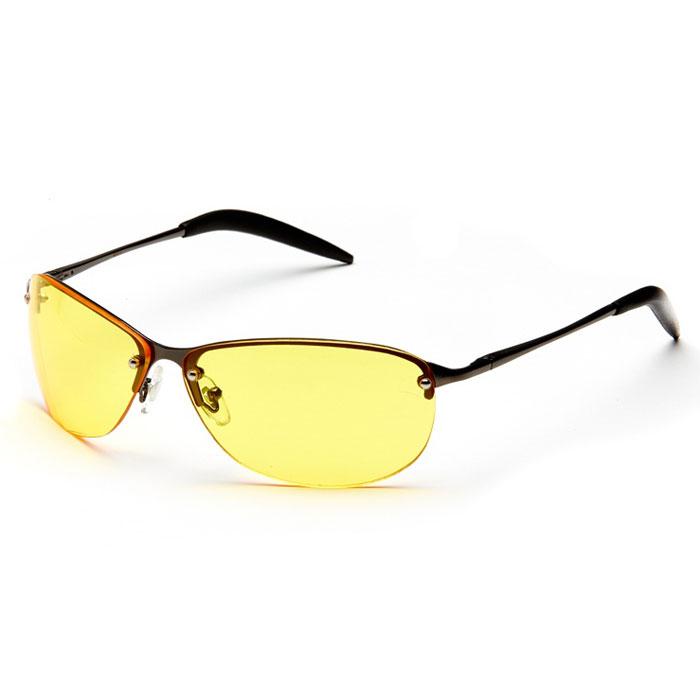 SP Glasses AD008 Comfort, Dark Grey водительские очкиAD008Водительские очки SP Glasses AD008 Comfort подарят комфорт вашим глазам во время езды на автомобиле. Очки значительно улучшат видимость в дороге при непогоде и снижают нагрузку на глаза. Даже длительная дорога в этих очках будет менее утомительной. В них также рекомендуется ездить в вечернее и ночное время, благодаря тому очки повышают контрастность и помогают лучше ориентироваться во время тумана или дождя. При этом они отлично блокируют ультрафиолетовые лучи (UV 400). Наносники: регулируемые Геометрия: овальная
