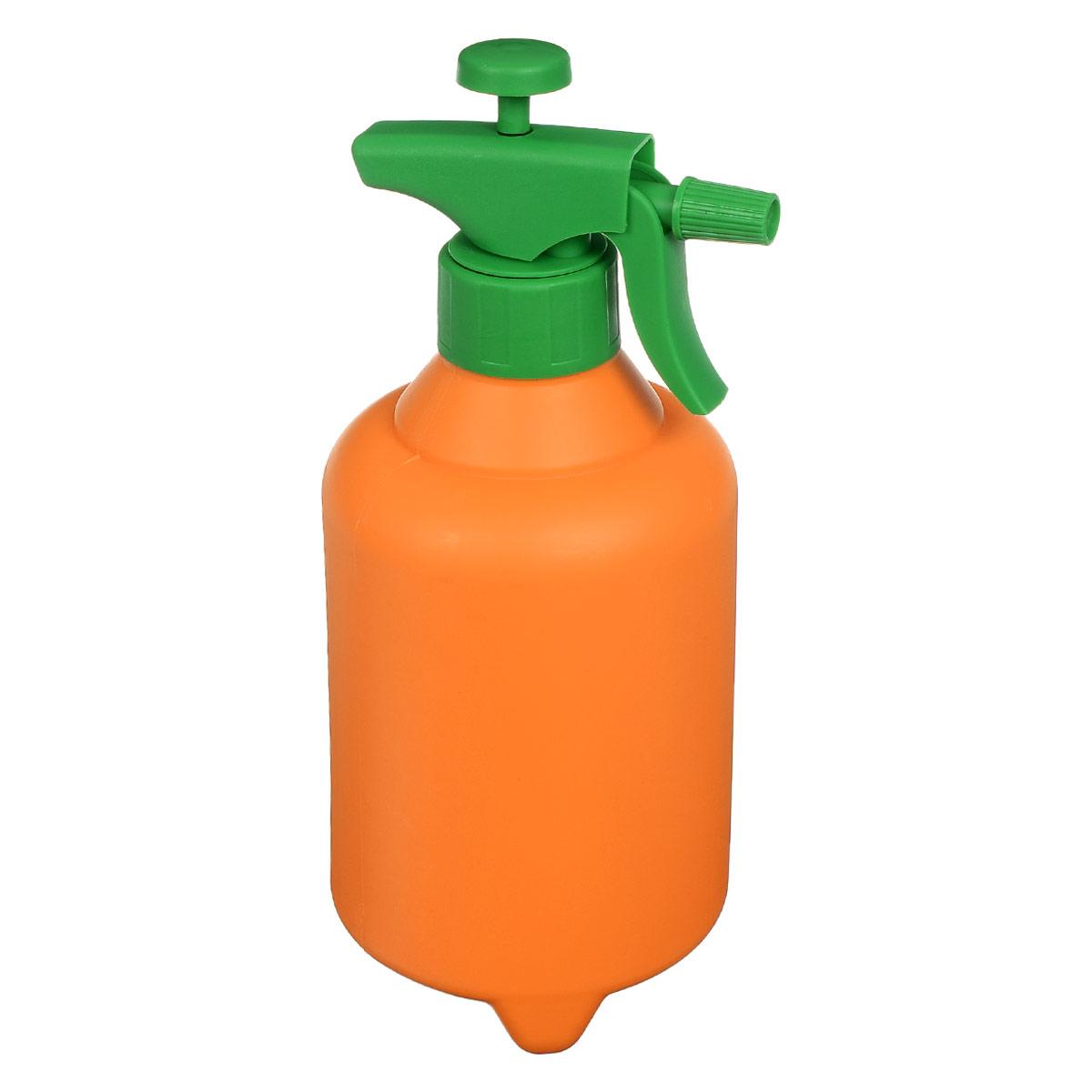 Опрыскиватель помповый Альтернатива, цвет: оранжевый, зеленый, 1,5 лM270 зеленыйПомповый опрыскиватель Альтернатива предназначен не только для опрыскивания растений жидкими удобрениями, но и для побелки известью деревьев. Опрыскиватель легок в использовании. При нажатии на специальный рычаг раствор распыляется. Такой опрыскиватель станет незаменимым помощником на вашем садовом участке. Объем: 1,5 л.
