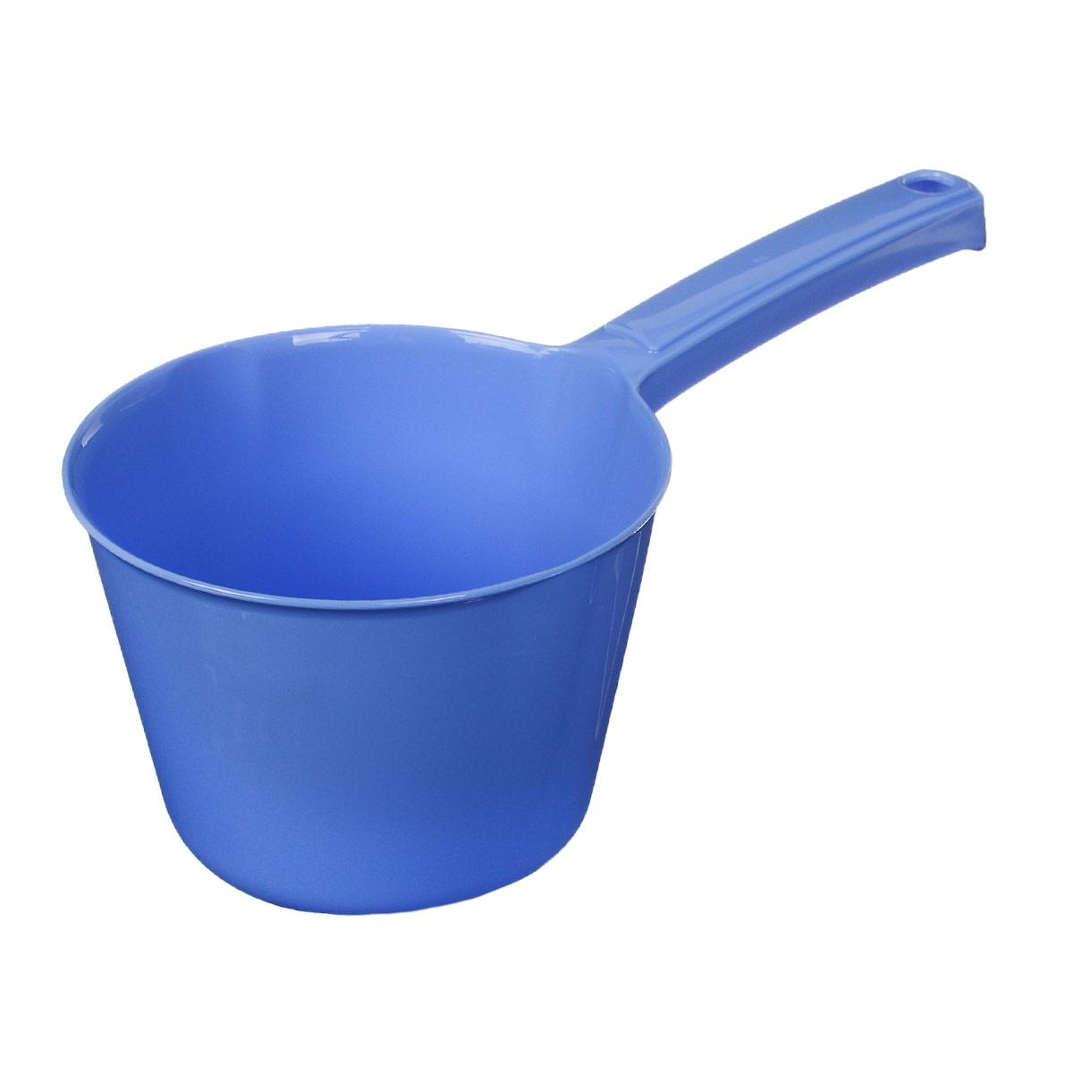 Ковш Idea, цвет: голубой, 1 лМ 1215 голубойКовш Idea изготовлен из высококачественного цветного пластика. Изделие используется для моечных и обливных процедур, для черпания и переливания воды и других жидкостей. Ковш оснащен удобной эргономичной ручкой с петелькой для подвешивания на крючок. Размер ковша (без учета ручки): 13,5 см х 13,5 см х 10,5 см. Длина ручки: 12 см.
