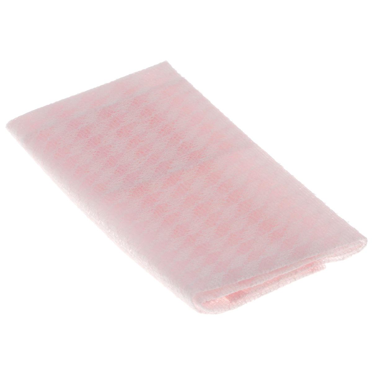 Мочалка для душа SungBo Clean&Beauty Dreams, цвет: розовый, 28 см х 90 смУТ000000669 розовыйМочалка SungBo Clean&Beauty Dreams прекрасно подойдет для ухода за вашей кожей во время принятия ванны и душа. Благодаря оригинальной вязке из гофрированного волокна мочалка создает одновременно как ощущение мягкости, так и ощущение пилинга, нежно отшелушивая огрубевшую кожу. Шероховатая текстура мочалки стимулирует циркуляцию крови по всему телу и помогает сохранить здоровье и упругость кожи. Мочалка позволяет получить обильную пену, используя небольшое количество геля для душа.