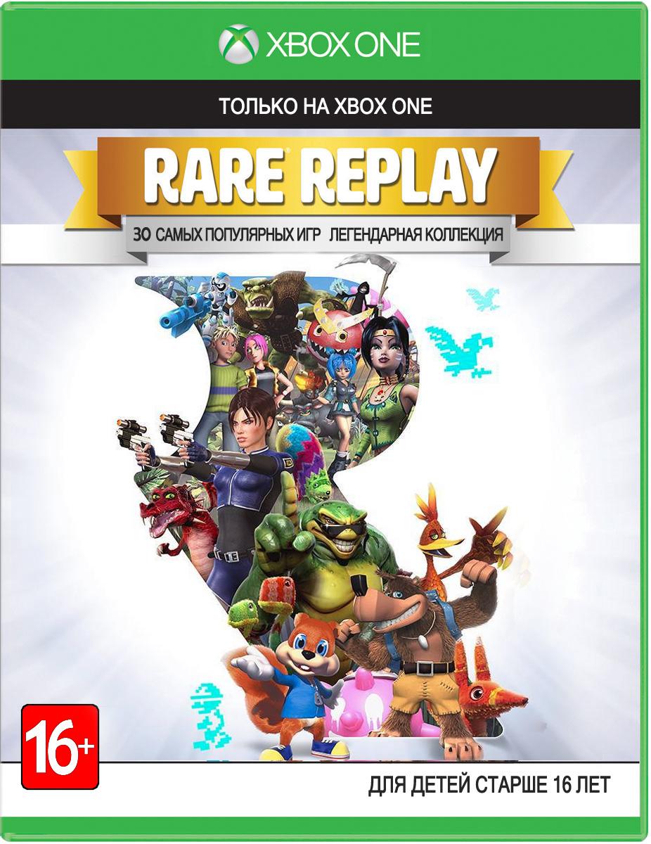 Rare ReplayОтмечая тридцатилетний юбилей, компания Rare объединяет 30 своих знаковых проектов, таких как Battletoads, Blast Corps, CobraTriangle и других, в одном сборнике. Коллекция предлагает уникальную возможность вспомнить самые разные игры легендарной студии - от 2D-классики до блокбастеров для Xbox 360 - или познакомиться с ними. Особенности: В сборник включены 30 игр Игры полностью оптимизированы для консоли нового поколения Новые достижения Видеоматериалы о создании игры Впервые изданные прототипы