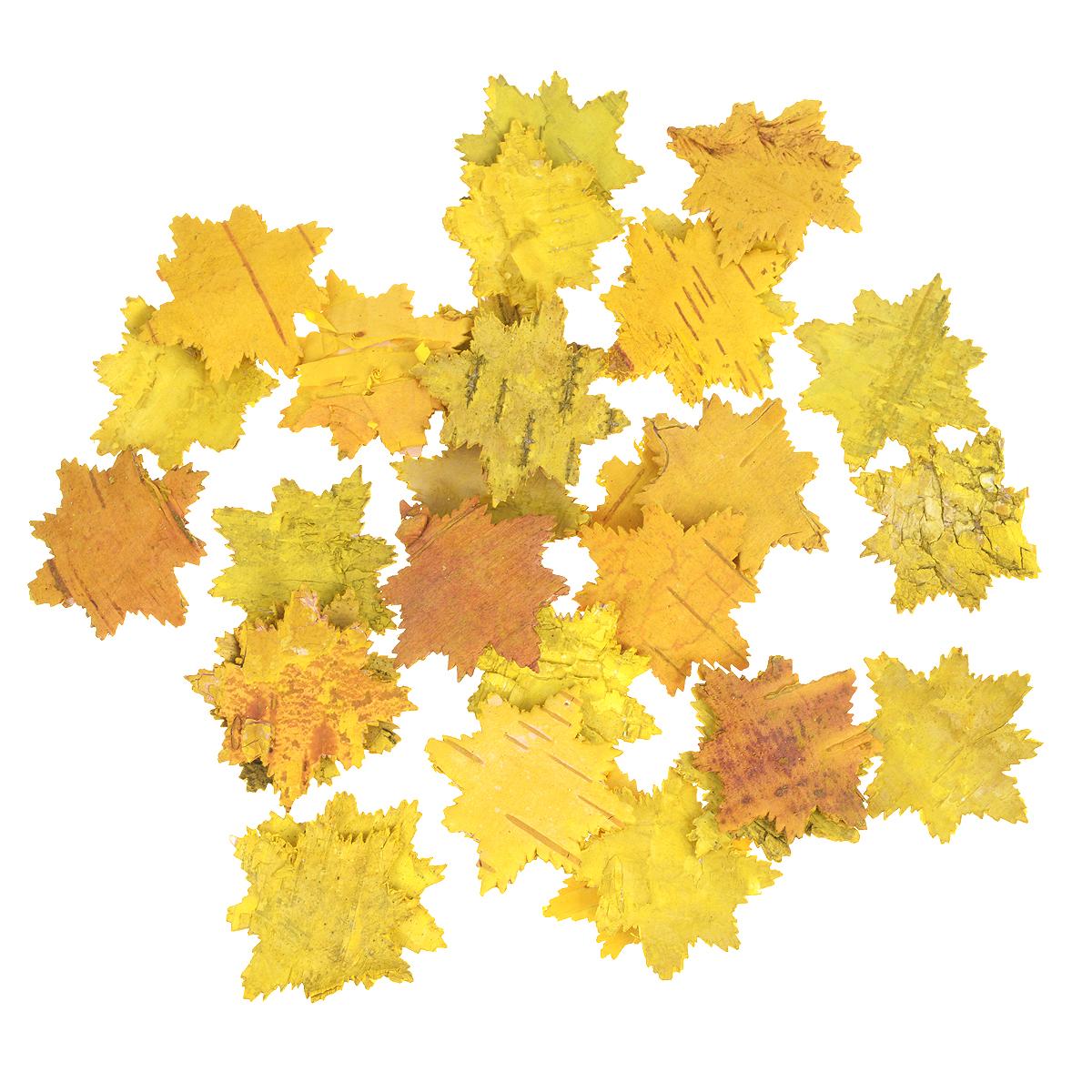 Декоративный элемент Dongjiang Art Снежинка, цвет: желтый, 30 шт7709003Декоративный элемент Dongjiang Art Снежинка, изготовленный из натуральной коры дерева, предназначен для украшения цветочных композиций. Изделие можно также использовать в технике скрапбукинг и многом другом. Флористика - вид декоративно-прикладного искусства, который использует живые, засушенные или консервированные природные материалы для создания флористических работ. Это целый мир, в котором есть место и строгому математическому расчету, и вдохновению.