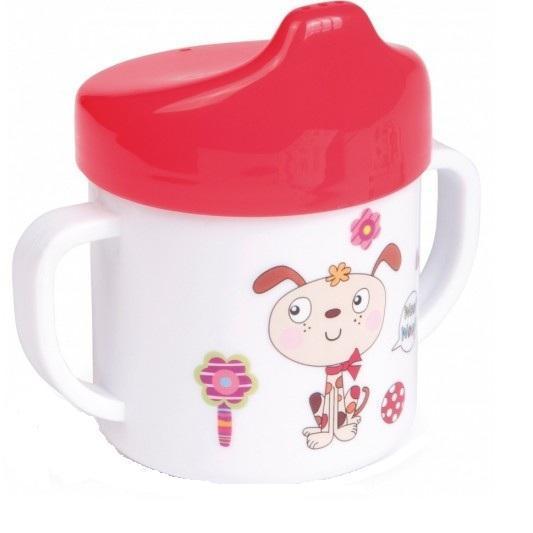 Canpol Поильник цвет красный4/108_красныйОбучающий поильник предназначен для детей, которые учатся пить самостоятельно. Удобные ручки позволяют легко держать поильник. Красочные изображения стимулируют малыша пить.