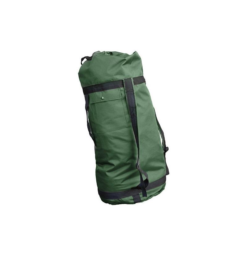 """Вещмешок-рюкзак """"Алом-Дар"""", цвет: хаки, 100 л"""