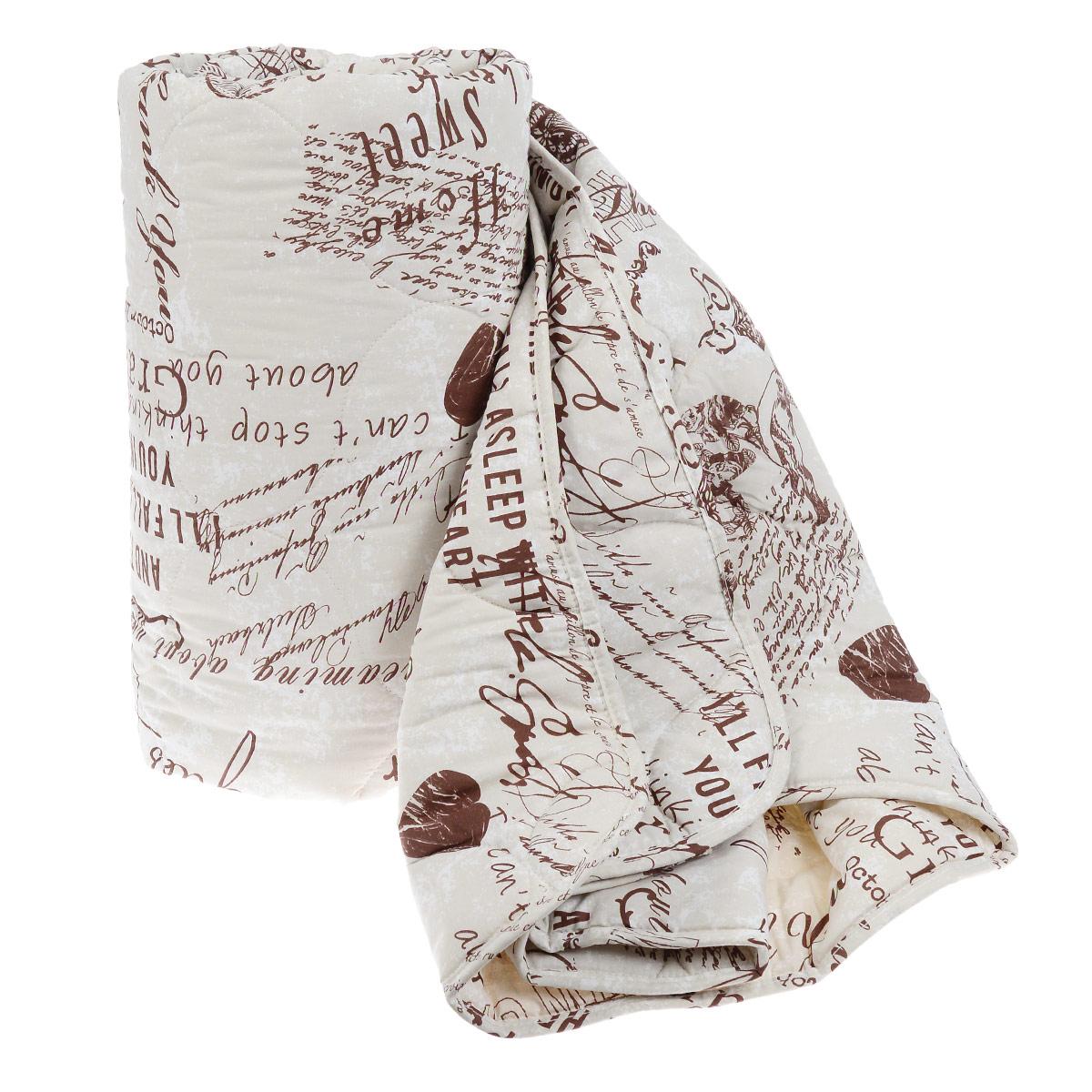 Одеяло Comfort Line, наполнитель: шерсть мериноса, 200 см х 220 см183680Классическое одеяло Comfort Lineподарит вам незабываемое чувство комфорта и умиротворения. Чехол выполнен из натурального хлопка. Внутри - наполнитель из мериносовой шерсти. Одеяло постоянно поддерживает нужную температуру: оно греет зимой и дает прохладу летом. Одеяло Comfort Line помогает просыпаться бодрыми и полными сил. Оно разработано специально для активных людей, заботящихся о своём здоровье, проводящих много времени у компьютера. Изделия из мериносовой шерсти великолепно стимулирует кровообращение, помогают людям, страдающим остеохондрозом, ревматизмом, бронхиальными недугами. Одеяло упаковано в пластиковую сумку-чехол, закрывающуюся на застежку-молнию. Рекомендации по уходу: - Нельзя стирать в стиральной машине. - Не отбеливать. - Не гладить. - Нельзя выжимать и сушить в стиральной машине. - Чистка с использованием углеводорода и трифло-трихлорметана. Материал чехла: 100% хлопок. Наполнитель:...