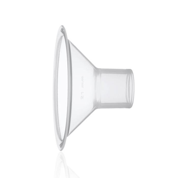 Воронка PersonalFit к молокоотсосу (S)008.0337Широкий ассортимент воронок PersonalFit от Medela позволяет мамам выбрать правильный размер воронки и таким образом обеспечить максимальный комфорт и эффективность при сцеживании молока.