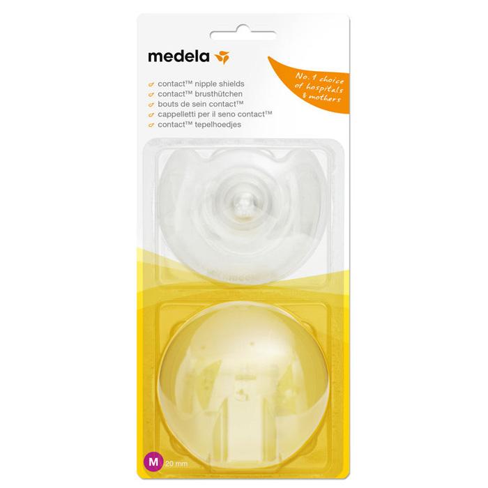 Накладки для кормления грудью Contact (Размер М)200.1596Накладки для кормления Contact помогут Вам в случае возникновения проблем с грудным вскармливанием. Они позволяют кормить ребенка грудью, невзирая на все эти трудности. Накладки для кормления Contact защищают Ваши соски во время кормления и помогают Вашему ребенку захватить грудь. Специальная форма обеспечивает максимально плотный контакт с кожей. Используются при наличии плоских или втянутых сосков, трещин или повреждений, а также, если малыш испытывает трудность при захвате соска. Накладки имеют специальный вырез, который позволяет малышу поддерживать тактильный и обонятельный контакт с мамой.