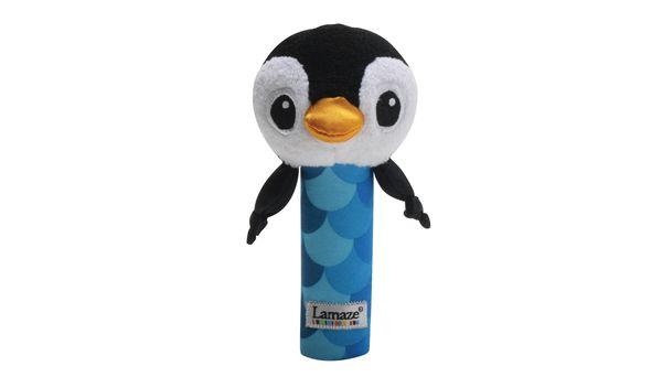 LAMAZE Пищалка пингвинчик