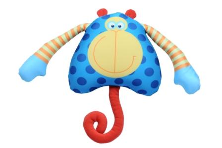 Подушка обезьянка Зося В25