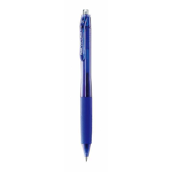 Pentel Ручка шариковая цвет чернил синийPBX105-C