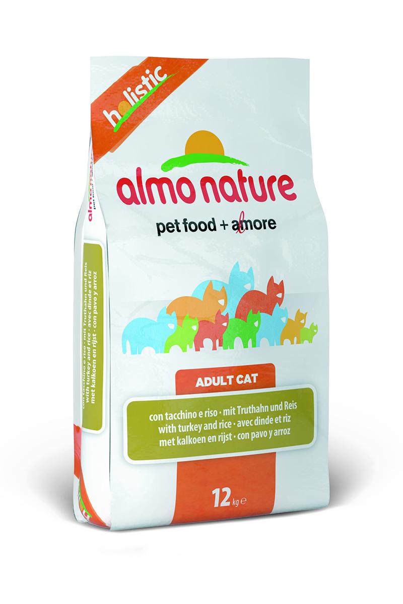 Для Взрослых кошек с Индейкой (Holistic Turkey), 12 кг.20059Состав: мясо индейки и ее производные 53% (из которых 14% свежего мяса), злаки (рис 14%, ячмень), растительный протеиносодержащий экстракт, жиры, минералы, маннанолигосахариды, фруктоолигосахариды. Пищевые добавки: Таурин 1170 мг/кг, DL – метионин 1120 мг/кг, Витамин А 3760 МЕ/кг, Витамин D3 2275 МЕ/кг, Витамин Е 210 мг/кг. Микроэлементы: йодат кальция, безводный 1,64 мг/кг, селенит натрия 0,53 мг/кг, сульфат железа моногидрат 321мг/кг, сульфат меди пентогидрат 42 мг/кг, аминокислотный-меди хелат, гидрат 53 мг/кг, аминокислотный-цинка хелат, гидрат 356 мг/кг, сульфат марганца моногидрат 117 мг/кг, сульфат цинка моногидрат 296 мг/кг, аминокислотный-железа хелат, гидрат 21 мг/кг. Гарантированный анализ: белки – 30%, клетчатка – 1,5%, жиры – 15%, зола – 8%, влажность – 7%.