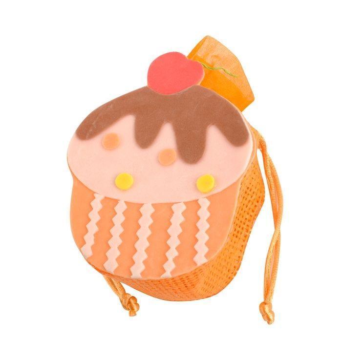 Шкатулка Кексик, цвет: оранжевый, 8 см х 4,9 см х 14,5 см66859_3Подарочная пасхальная шкатулка Home Queen Кексик станет оригинальным украшением подарка на Пасху. Изделие, изготовленное из бумаги, отлично подойдет как упаковки подарков или пасхального яйца. Шкатулка подарочная Home Queen Кексик может стать красивым пасхальным подарком для друзей или близких.