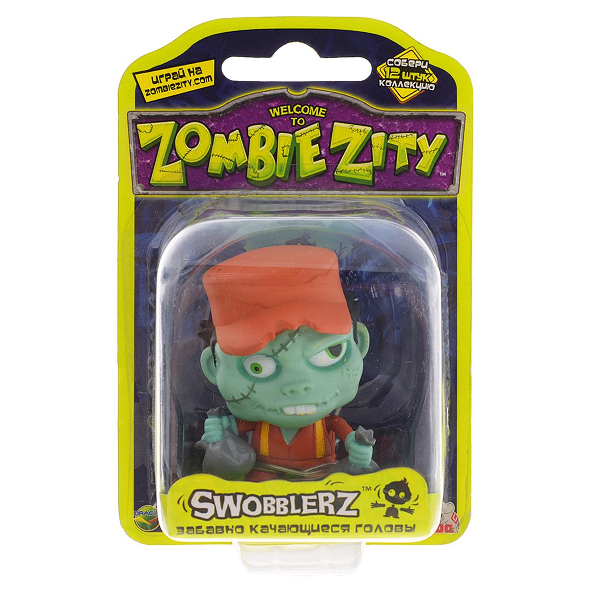 Zombie Zity Фигурка Городская свалка. Скид Смеллсом4382858_городская свалкаФигурка Городская свалка. Скид Смеллсом выполнена из безопасного пластика в виде героя компьютерной игры Zombie Zity. По сюжету игры, все ее герои проживают в небольшом городке, где властвует злой мэр, который превратил всех жителей в ужасных зомби. Каждый зомби имеет свою профессию и характер. Фигурка мусорщика Скида Смеллсома полностью соответствует своему персонажу. У фигурки качается голова и выдвигаются руки. Фигурки Zombie Zity с одной стороны жуткие, но в тоже время и забавные маленькие зомби, которые являются настоящей находкой для любителей игры Zombie Zity. Все фигурки игры полностью разбираются, благодаря чему можно собирать абсолютно новых персонажей самостоятельно.