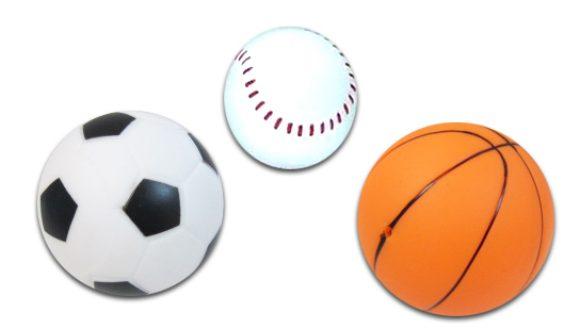 Жирафики ПВХ Набор Мячики 3 предм.681058В наборе - три мячика. Игрушки из ПВХ идеально подойдут для сюжетно-ролевых и развивающих игр; безопасны для здоровья, не сломаются и не разобьются. Играя, ребенок развивает воображение, познавательное мышление и мелкую моторику рук.