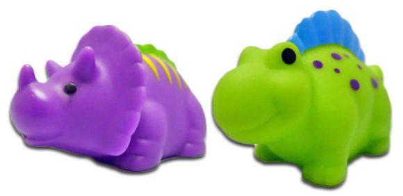 Жирафики ПВХ Набор Динозаврики (2 шт)68181В набор Динозаврики входит две фигурки из ПВХ. Игрушки безопасны для здоровья, неаллергенны и нетоксичны. С забавными зверюшками можно играть целый день, а вечером взять их в ванную - они не разобьются и не сломаются. Играя, ребенок развивает воображение, познавательное мышление и мелкую моторику рук.