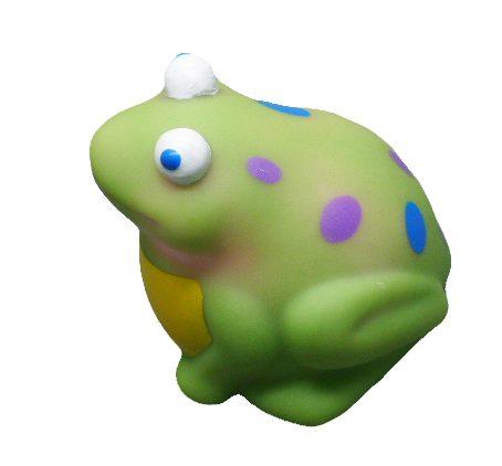 Жирафики ПВХ Лягушка светящаяся.68854Забавная лягушка засветится, если стукнуть игрушкой по любой поверхности. Каждому малышу будет интересно наблюдать за этой причинно-следственной связью. Игрушка безопасна для здоровья, она не сломается и не разобьется. Играя, ребенок развивает воображение, познавательное мышление и мелкую моторику рук.