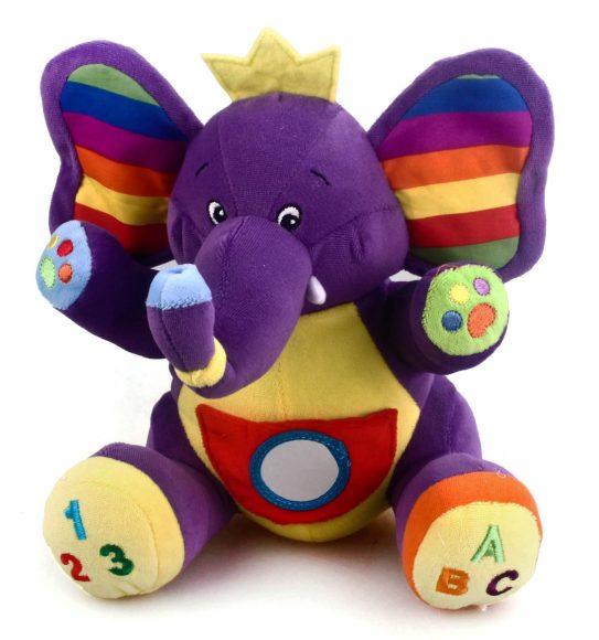 Жирафики Развивающая игрушка Слоненок