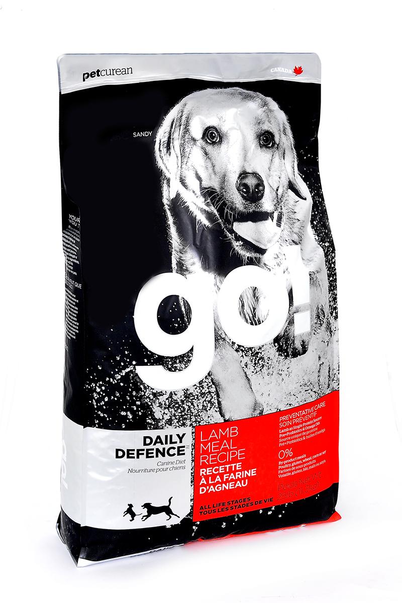 Корм сухой Go! для щенков и собак, с ягненком, 11,35 кг10224Корм для щенков и собак Go! - полноценный корм обогащенный питательными веществами, обеспечивающий здоровье и активность вашего питомца на протяжении всей его жизни. В состав корма входят высококачественные источники белков, фрукты и овощи, богатые антиоксидантами и все необходимые жирные кислоты. Ключевые преимущества: - ягненок является единственным источником белка, обеспечивающего собаку необходимой энергией для активной жизни и хорошего настроения, - высококачественные гипоаллергенные ингредиенты подходят для чувствительной пищеварительной системы и защищают от проблем с ЖКТ, - оптимальное соотношение белков и жиров помогает собаке всегда оставаться в отличной физической форме, сохранять мышечную массу и не набирать лишний вес, - омега-3 и омега-6 жирные кислоты ухаживают за кожей и шерстью питомца, - кальций и фосфор укрепляют кости и зубы, помогают правильно развиться скелету, - весь комплекс витаминов и...