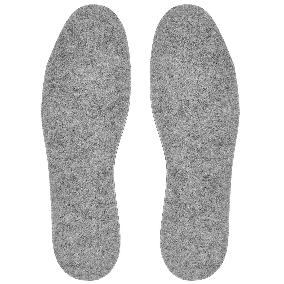 Стельки из войлока Salamander Felt Insole, для раскроя, размер 36-46665706Стельки из войлока Salamander Felt Insole идеально подходят для спортивной и рабочей обуви. Прочный износостойкий войлок на основе вспененного латекса с активированным углем поглощает влагу и неприятные запахи, обеспечивает высокую термоизоляцию. Ноги остаются сухими и теплыми. Мягкая пена амортизирует стопу. Стельки можно раскроить под свой размер.