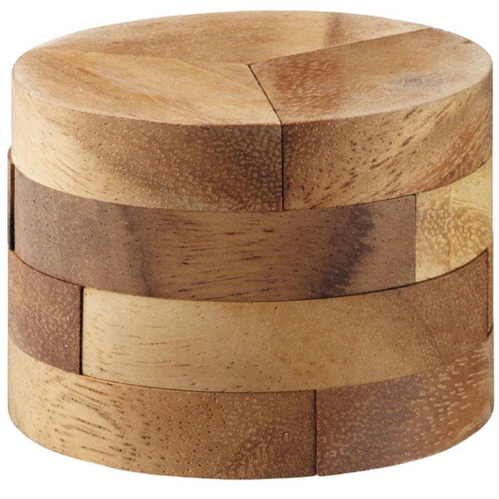 Dilemma Головоломка БлюдцаIQ115Головоломка Dilemma Блюдца, выполненная из дерева, станет отличным подарком всем любителям головоломок! Пазл состоит из 4 деревянных деталей. Разберите пазл и соберите его снова в цилиндр. Слишком сложно? Воспользуйтесь подсказкой из предложенного решения. Игра рассчитана на одного игрока. Головоломка Dilemma Блюдца стимулирует логику, пространственное мышление и мелкую моторику рук.
