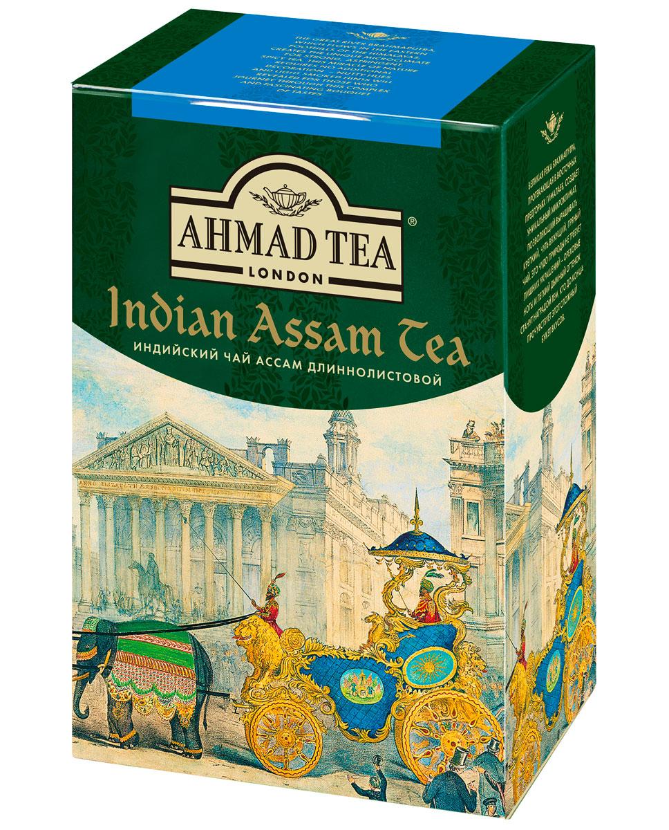 Ahmad Tea Assam черный чай, 100 г1379Великая река Брахмапутра, протекающая в восточных предгорьях Гималаев, создает уникальный микроклимат, позволяющий выращивать крепкий, чуть вяжущий, пряный чай Ahmad Assam . Это чудо природы не требует лишних украшений - ореховые ноты и легкий дымный оттенок станут наградой тем, кто до конца прочувствует этот сложный букет вкусов. Этот изысканный чай составлен из цельных молодых верхних листочков и нежнейших почек чайного листа - типсов. Его отличают характерный яркий настой и превосходный освежающий вкус. Заваривать 5-7 минут, температура воды 100°С.