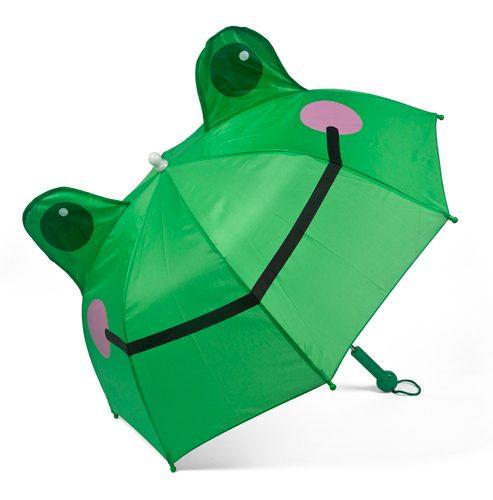 Зонт детский Лягушонок, 46 см, свет+звук ( 53522 )