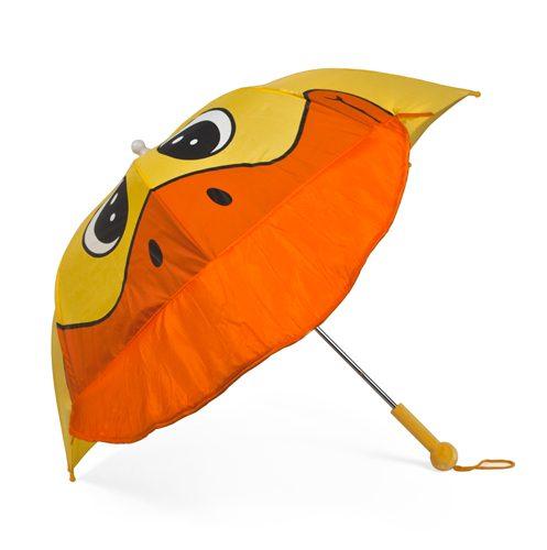 Зонт детский Утенок, 46 см, свет+звук ( 53523 )