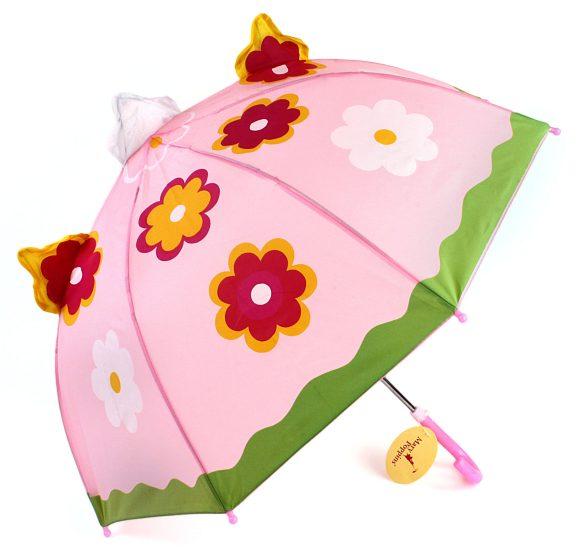 Зонт детский Цветочек 46см. ( 53526 )