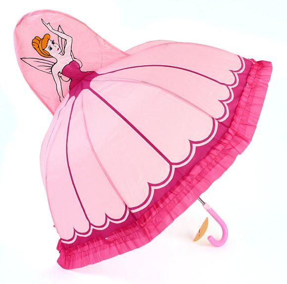 Зонт детский Фея 46см.