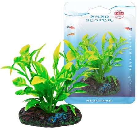 Растение HYGROPHILA 7см с грузом желто-зеленое. ГИДРОКАТИЛАFIPP-0101Распространение: Америка. Использование: растение переднего плана.
