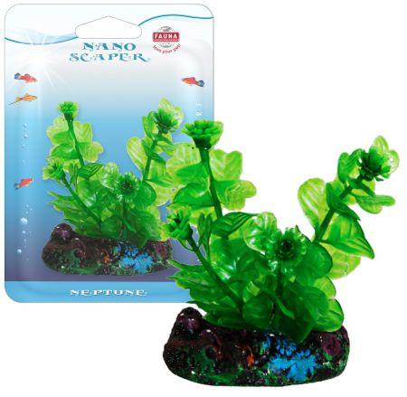 Растение LOBELIA 7см с грузом зеленое. ЛОБЕЛИЯFIPP-0109Распространение: Южная Америка. Использование: растение переднего плана.