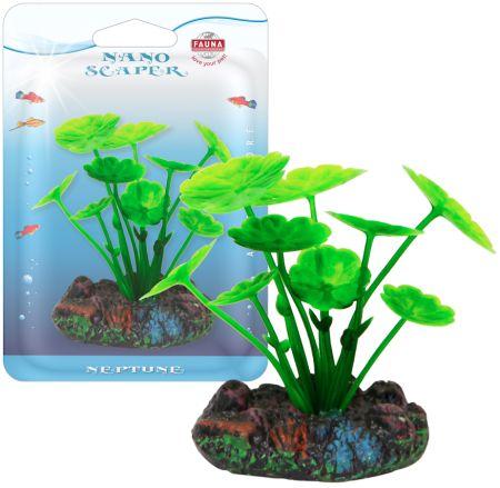 Растение HIDROCOTYLE 7см с грузом зеленое. ЩИТОЛИСТНИКFIPP-0115Распространение: Центральная Америка. Использование: растение переднего плана.
