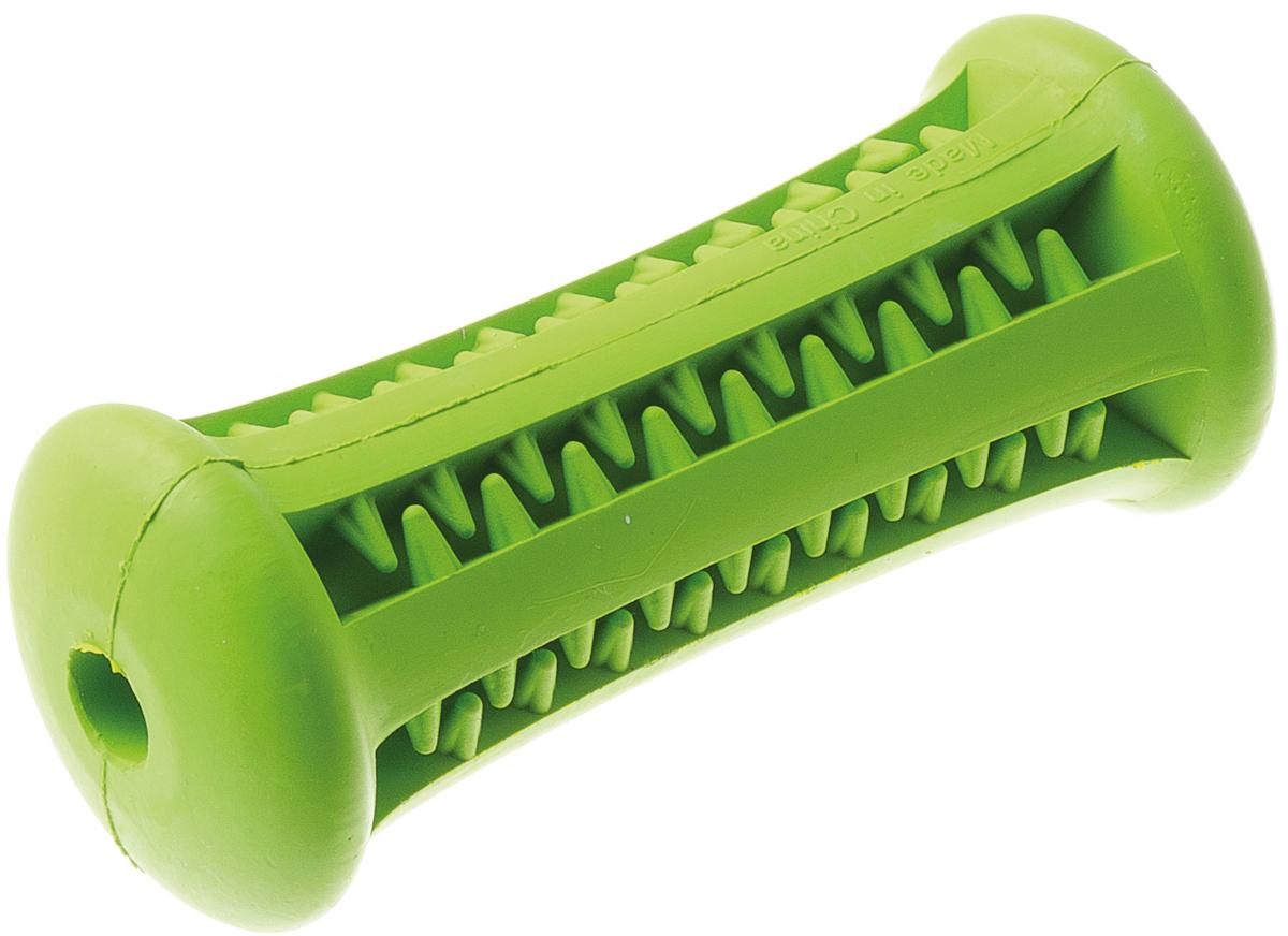Игрушка резиновая с отверстием Валик большая 12 см 1311913119