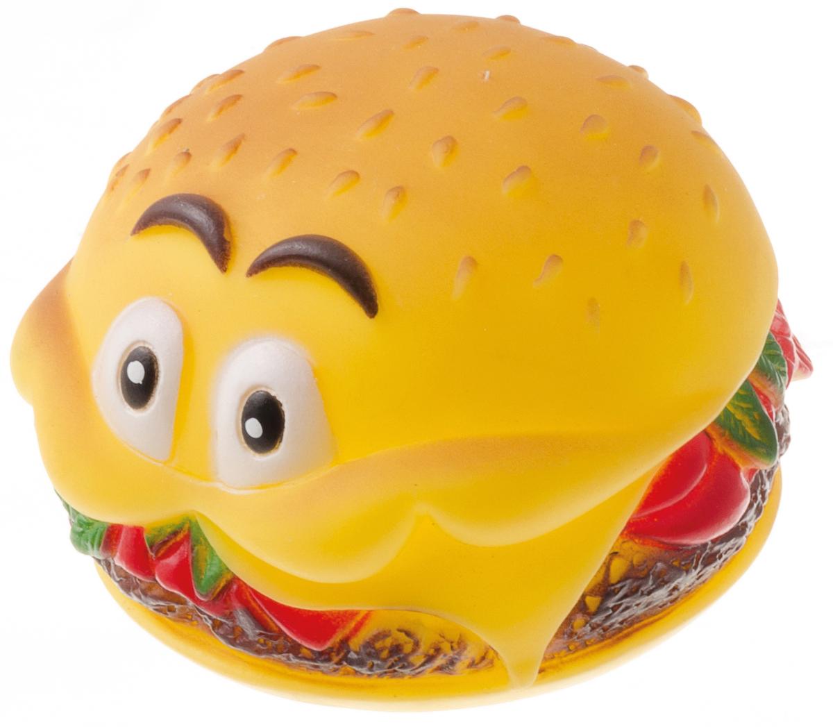 Игрушка винил Гамбургер с глазами 8*6 см V-302V-302