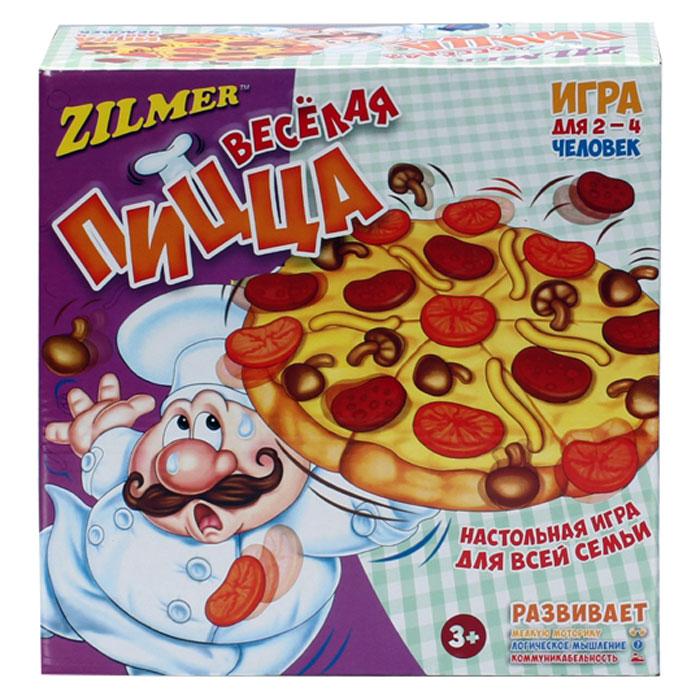 Zilmer Настольная игра Веселая пицца