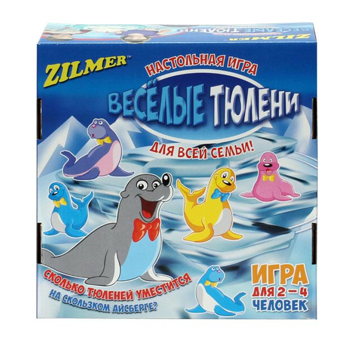 Zilmer Настольная игра Веселые тюлени