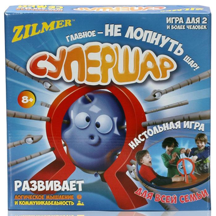Zilmer Настольная игра Супершар ( ZIL0501-001 )