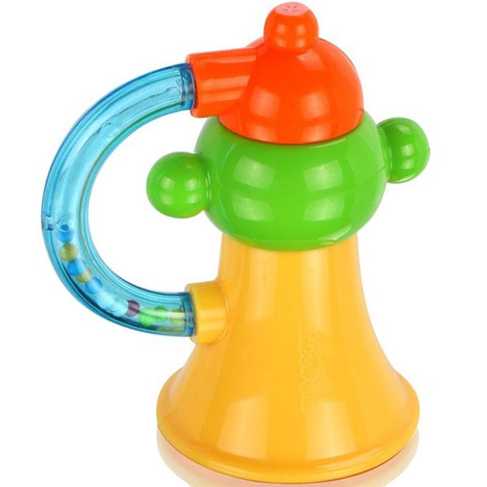 Игрушка-погремушка Малышарики
