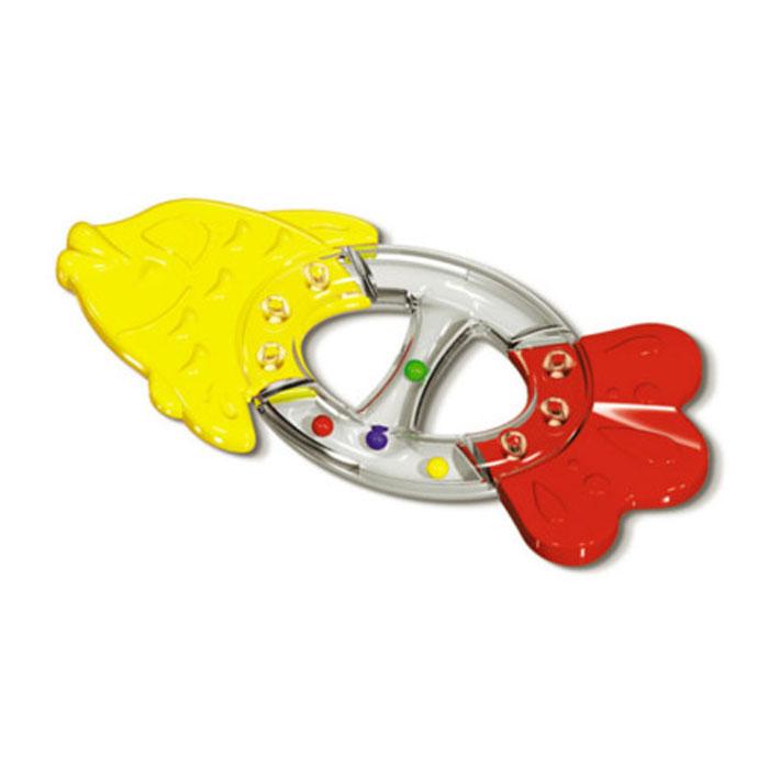 Прорезыватель Рыбка, цвет: красный, желтый1573_красный, желтыйПрорезыватель — одна из важных игрушек на этапе младенчества. Он помогает разрабатывать жевательные навыки и мимику. «Рыбка» - яркая и интересная игрушка, которая займет малютку на долгое время, а вам позволит отдохнуть. Малыш с удовольствием будет исследовать новую форму, наслаждаясь красивыми цветами