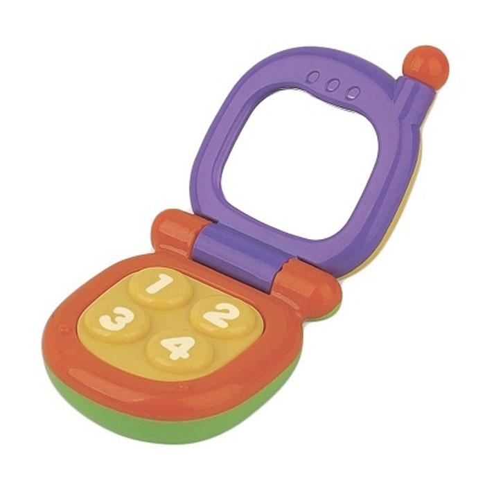 Игрушка Mioshi Телефон с зеркальцемTY9041Игрушка Mioshi Телефон с зеркальцем не оставит равнодушным вашего малыша! Яркий телефон с зеркальцем отлично подходит для малышей, познающих мир. В зеркальце можно разглядывать себя самого и отражение предметов. Дети в раннем возрасте всегда очень любознательны, они тщательно исследуют все, что попадает им в руки. Заботясь о здоровье и безопасности малышей, Mioshi выпускает только качественную продукцию, которая прошла сертификацию.
