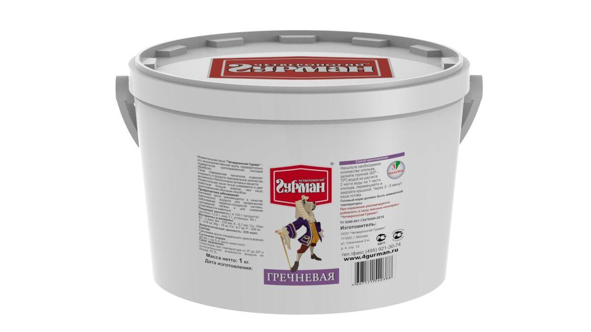 Хлопья моментального приготовления для собак Четвероногий гурман Гречка, ведро 1 кг102110013Хлопья моментального приготовления для собак. Крупы — необходимый элемент полноценного рациона собаки. Специальная технология производства позволяет сохранить максимум питательной ценности в готовых хлопьях. Сырьё в процессе производства подвергается кратковременному воздействию высоким давлением и температурой. Для приготовления хлопья необходимо залить горячей (не кипящей) водой и подождать, пока блюдо остынет до комнатной температуры. Полезные свойства гречневых хлопьев: Снижают риск онкологических заболеваний. Используются в качестве диетического продукта, а также для профилактики заболеваний сердечно-сосудистой системы и щитовидной железы. Снижают утомляемость животных. Рекомендуются для очищения желудочно-кишечного тракта, подходит для собак с лишним весом. Часто используются в кормлении животного после стерилизации или кастрации. Состав: хлопья гречневые. Вес: 1 кг.