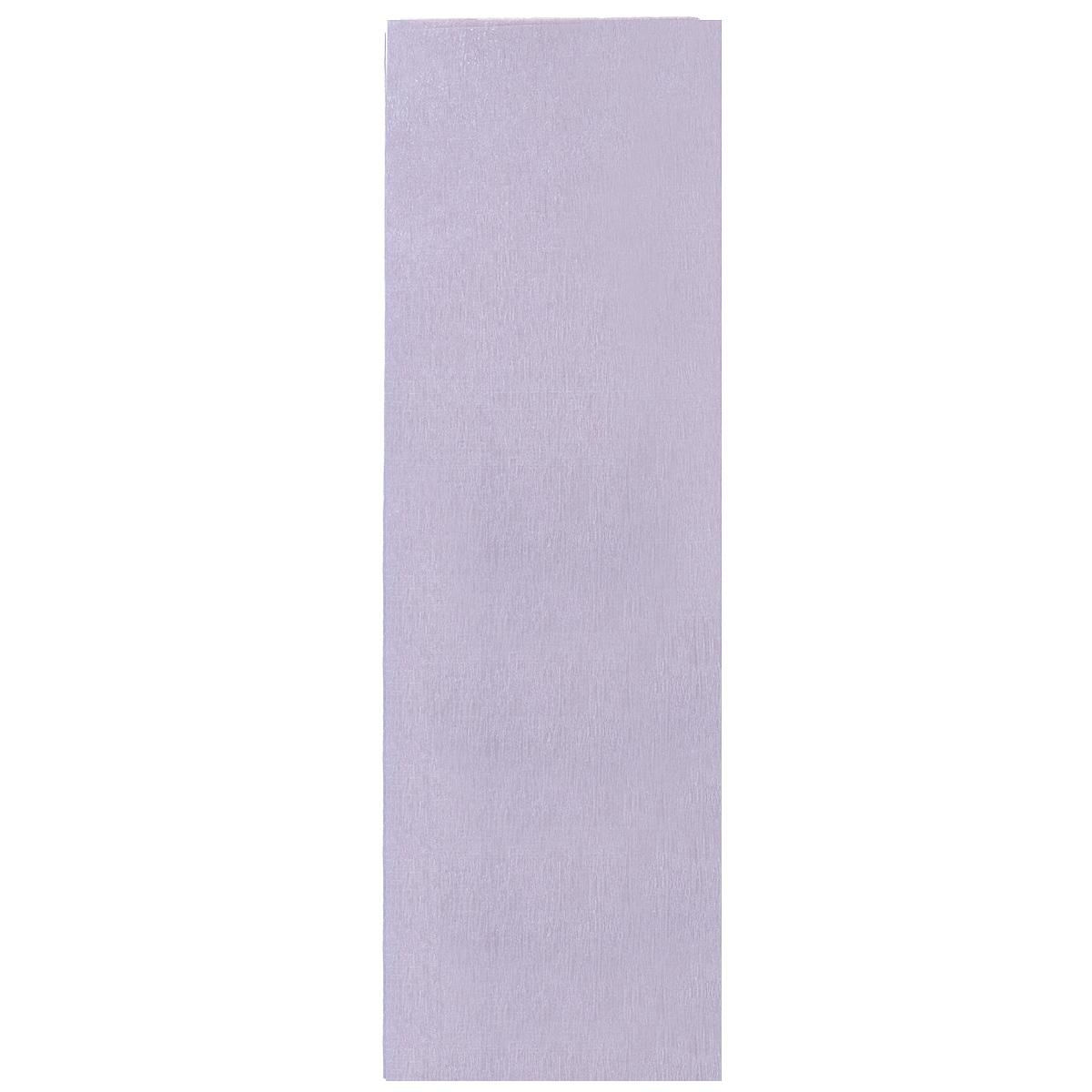 Бумага крепированная Проф-Пресс, перламутровая, цвет: сиреневый, 50 см х 250 смБ-2314Крепированная перламутровая бумага Проф-Пресс - отличный вариант для воплощения творческих идей не только детей, но и взрослых. Она отлично подойдет для упаковки хрупких изделий, при оформлении букетов, создании сложных цветовых композиций, для декорирования и других оформительских работ. Бумага обладает повышенной прочностью и жесткостью, хорошо растягивается, имеет жатую поверхность. Кроме того, перламутровая бумага Проф-Пресс поможет увлечь ребенка, развивая интерес к художественному творчеству, эстетический вкус и восприятие, увеличивая желание делать подарки своими руками, воспитывая самостоятельность и аккуратность в работе. Такая бумага поможет вашему ребенку раскрыть свои таланты. Размер: 50 см х 250 см.