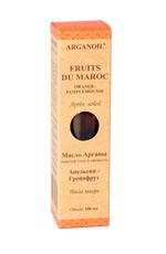 Дом Арганы Fruits du Maroc Масло арганы для ухода и массажа Апельсин - Грейпфрут, 100 мл706432Для смягчения и увлажнения кожи после солнечных ванн. Нежно оживляет и питает Вашу кожу. Эфирное масло апельсина обладает успокаивающим, высоким противовоспалительным, регенерирующим, антисептическим, иммуностимулирующим и релаксирующим свойствами. Эфирное масло грейпфрута уменьшает мышечную боль и сни- мает усталость.