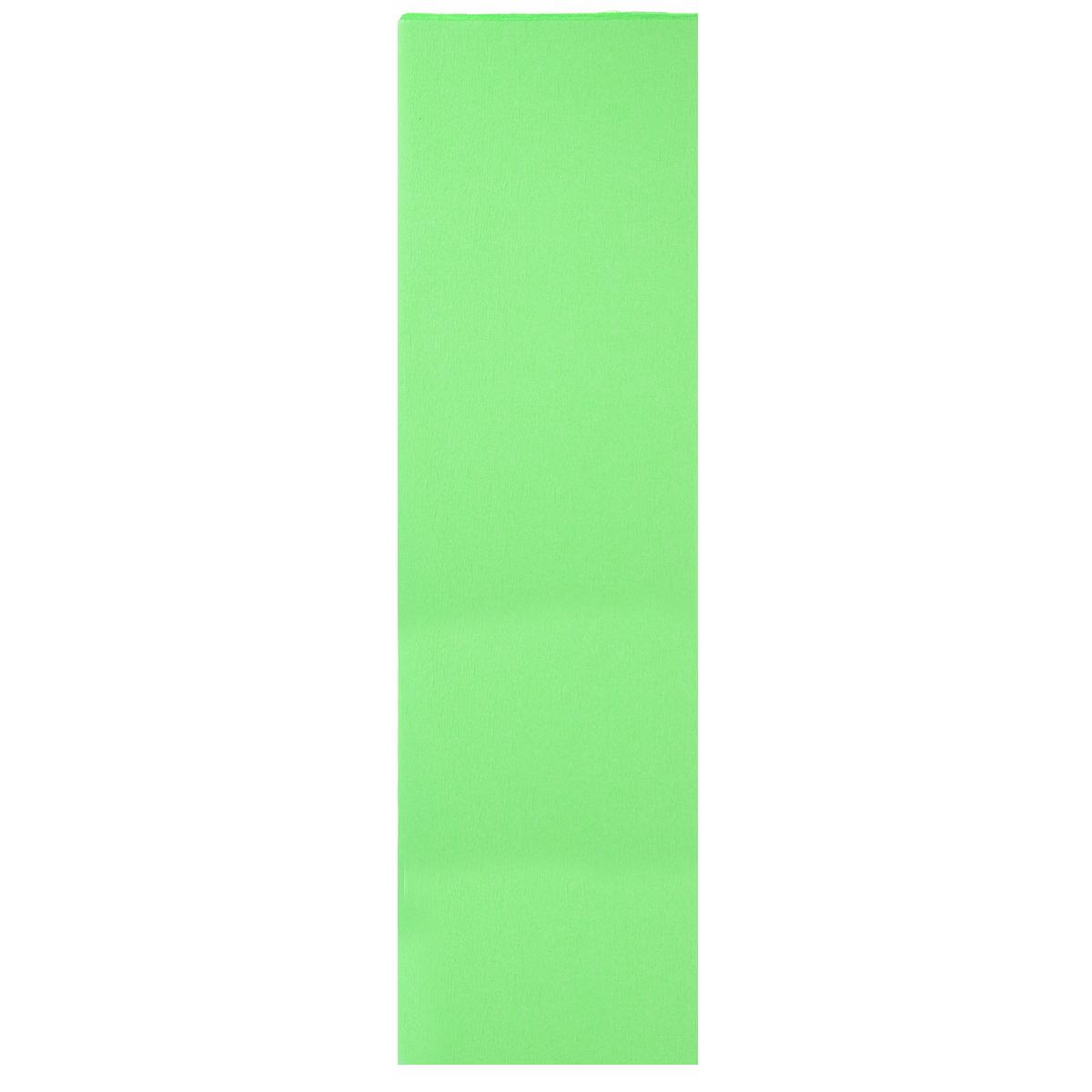 Бумага крепированная Проф-Пресс, флюоресцентная, цвет: салатовый, 50 х 250 смБ-2308Крепированная флюоресцентная бумага Проф-Пресс - отличный вариант для воплощения творческих идей не только детей, но и взрослых. Она отлично подойдет для упаковки хрупких изделий, при оформлении букетов, создании сложных цветовых композиций, для декорирования и других оформительских работ. Бумага обладает повышенной прочностью и жесткостью, хорошо растягивается, имеет жатую поверхность. Кроме того, флюоресцентная бумага Проф-Пресс поможет увлечь ребенка, развивая интерес к художественному творчеству, эстетический вкус и восприятие, увеличивая желание делать подарки своими руками, воспитывая самостоятельность и аккуратность в работе. Такая бумага поможет вашему ребенку раскрыть свои таланты.