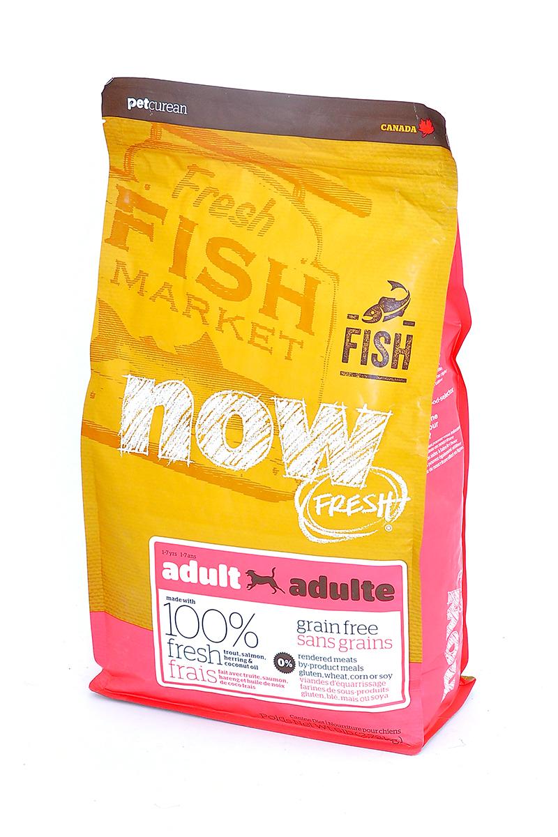 Беззерновой для Взрослых Собак с Форелью и Лососем для чувств. пищеварения (Grain Free Fish Adult Recipe DF 24/14), 2.72 кг.10336Состав: Филе форели, яйца, картофель, горошек, яблоки, льняное рапсовое масло (консервированный смесью токоферолов), натуральный ароматизатор, филе лосося, филе сельди, карбонат кальция, дикальций фосфат , кокосовое масло (консервированный смесью токоферолов), помидоры, люцерна, морковь, тыква, батат, тыква, бананы, черника, клюква, ежевика, гранат, папайя, чечевица, брокколи, сушеный корень цикория, хлорид натрия, хлорид калия, холина хлорид, витамины (витамин А, витамин D3 добавки, витамин Е, инозитол, ниацин, L-аскорбил-2-полифосфат (источник витамина С), пантотенат д-кальция, тиамина мононитрат, бета-каротин, рибофлавин, пиридоксин гидрохлорид, фолиевая кислота, биотин, витамин В12), минералов (протеинат цинка, железа протеинат, меди протеинат, оксид цинка, марганца протеинат, сульфат меди, сульфат железа, йодат кальция, оксид марганца, селена дрожжи), таурин, DL-метионин , L-лизин, Lactobacillus ацидофилин продукт ферментации, Enterococcus faecium продукт ферментации L-карнитин,...