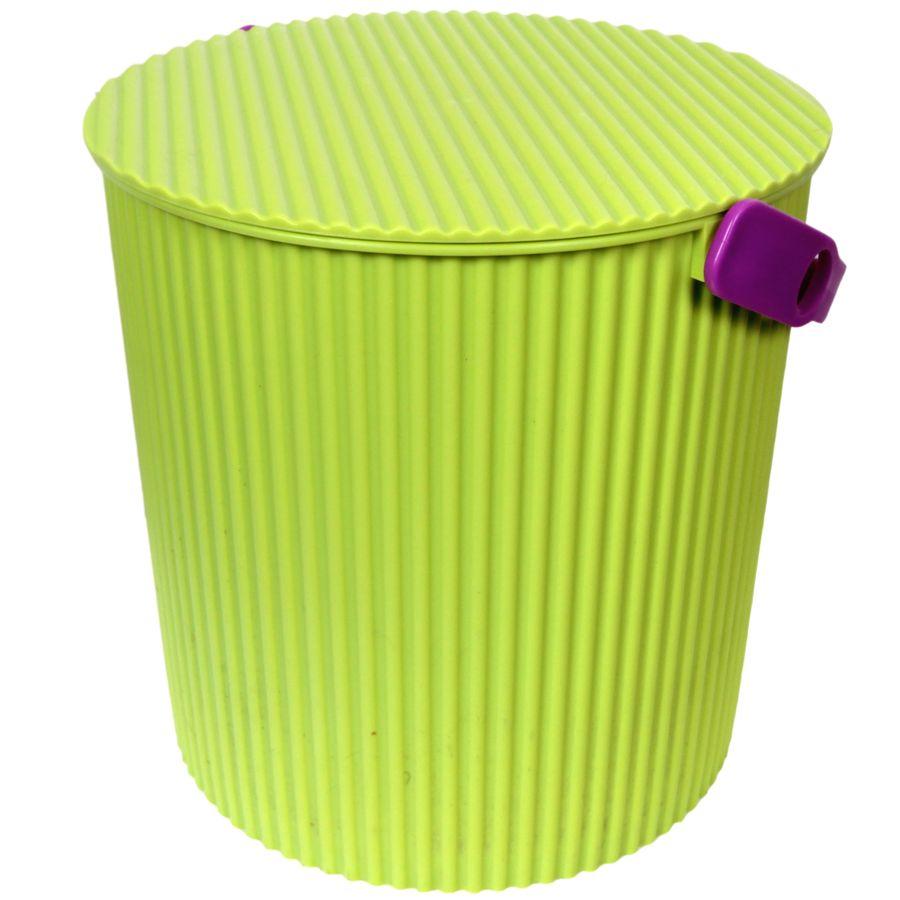 Ведро-стульчик зеленое 10л BAMBINI.101-зеленоеУВАЖАЕМЫЕ КЛИЕНТЫ! Обращаем ваше внимание на то, что цвет ручки может меняться в зависимости от прихода товара на склад.