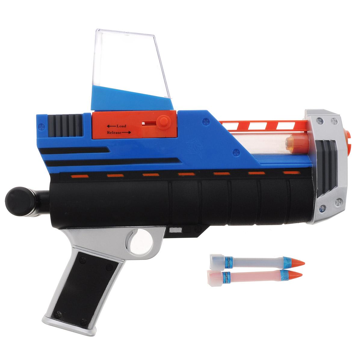 Бластер Mioshi Army Морской десант, цвет: синий, черныйMAR1106-003Бластер Mioshi Army Морской десант безусловно, понравится любому мальчишке, который любит играть в войнушки и стрелялки. Автомат с настоящим лазерным прицелом стреляет безопасными гелевыми пульками, которые идут в комплекте в количестве 1000 штук. Яркий урбанистический дизайн так же не может не порадовать современного ребенка, он обязательно привлечет внимание в купе с разнообразием набора и его функционалом, делая вашего ребенка настоящим героем двора. Можно играть как в большой компании, так и одному, создав импровизированные мишени. В набор входит 1000 гелевых шариков. Длина бластера - 35 см.