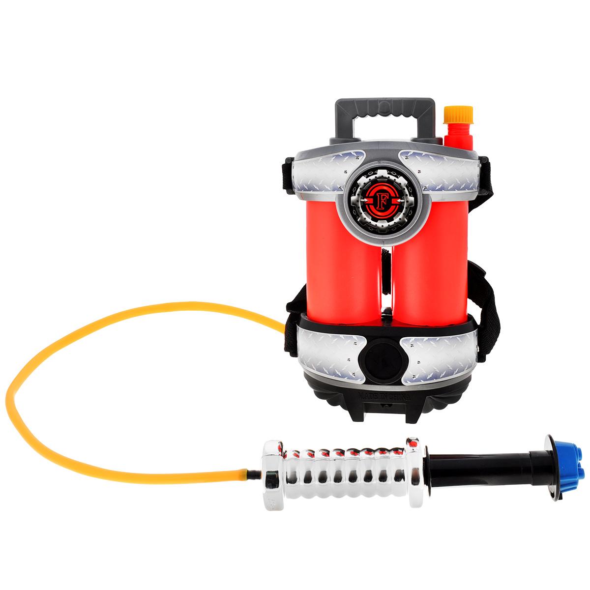 Bebelot Водная помпа Спасательная операцияBEB1106-101Bebelot Водная помпа Спасательная операция станет отличным развлечением для детей в жаркую летнюю погоду. Изделие выполнено из прочного качественного пластика ярких цветов. Помпа оснащена вместительным и удобным резервуаром для воды в виде рюкзака. Для того, чтобы начать стрелять, необходимо заполнить резервуар чистой водой и передвинуть рукоятку. Игры с водой подарят много радости и удовольствия вашему ребенку!