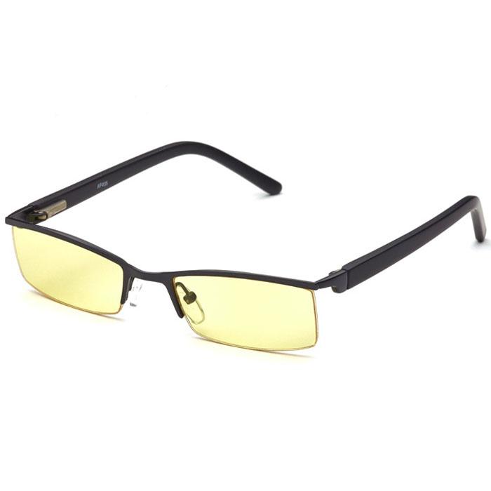 SP Glasses AF035 Luxury, Black компьютерные очкиAF035_BОчки SP Glasses AF035 Luxury разработаны для защиты глаз от вредного излучения мониторов, ноутбуков, игровых приставок, электронных книг, телевизоров. Линзы очков изготовлены из высокотехнологичного и безопасного пластика со специальным желтым светофильтром, обеспечивающим снятие напряжения с глаз при работе за монитором. Очки уменьшают слезоточивость и резь в глазах, снижают утомляемость. SP Glasses AF035 Luxury можно использовать для защиты глаз от яркого света, а также при работе с мелкими и движущимися предметами. Оправа стильных и элегантных очков изготовлена из прочного и в то же время гибкого материала.